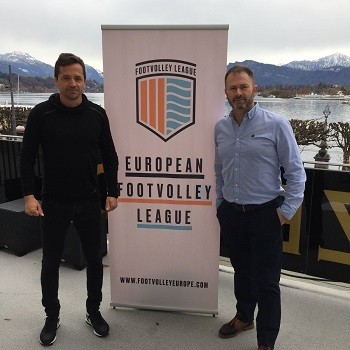 European Footvolley League officially incorporated under Swiss law