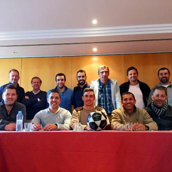 II Encontro de Dirigentes Futevólei Portugal