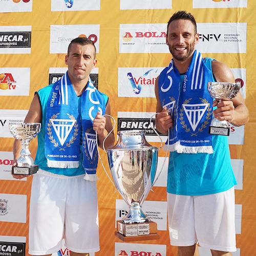 Nelson Pereira e Miguel Pinheiro são os grandes campeões de 2015