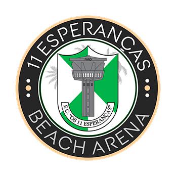 Beach Arena FC Os 11 Esperanças inaugura no próximo dia 31 maio