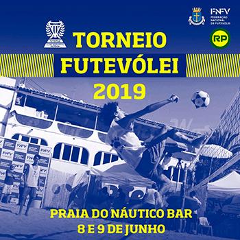 Torneio de Futevólei 2019 - Póvoa de Varzim