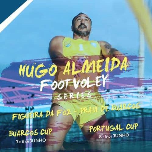 Beto Correia e Filipe Santos vencem Hugo Almeida Cup - Portugal 2019