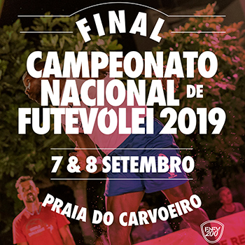 Final - National Footvolley Championship 2019 - Livestreaming!