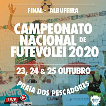 Final do Campeonato Nacional de Futevólei >>live<<